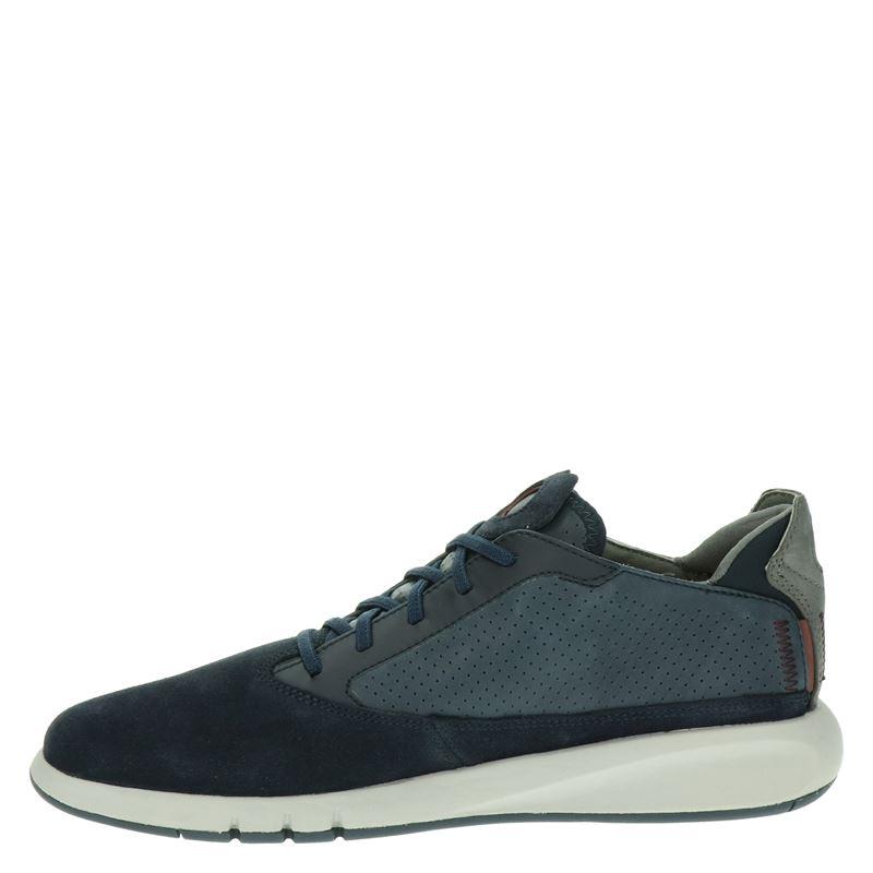 Geox Aerantis - Lage sneakers - Blauw