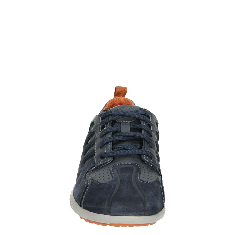 Geox Snake - Lage sneakers - Blauw