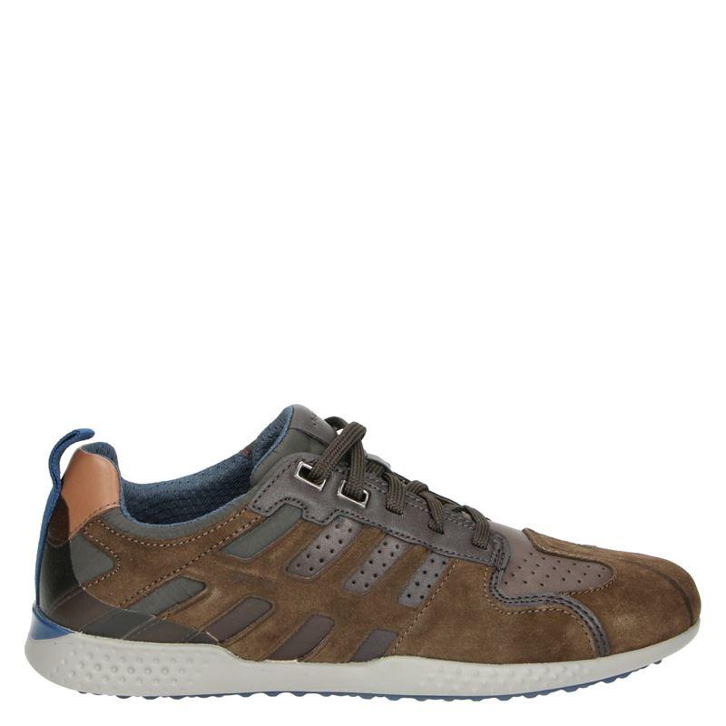 Geox Snake.2 - Lage sneakers - Bruin