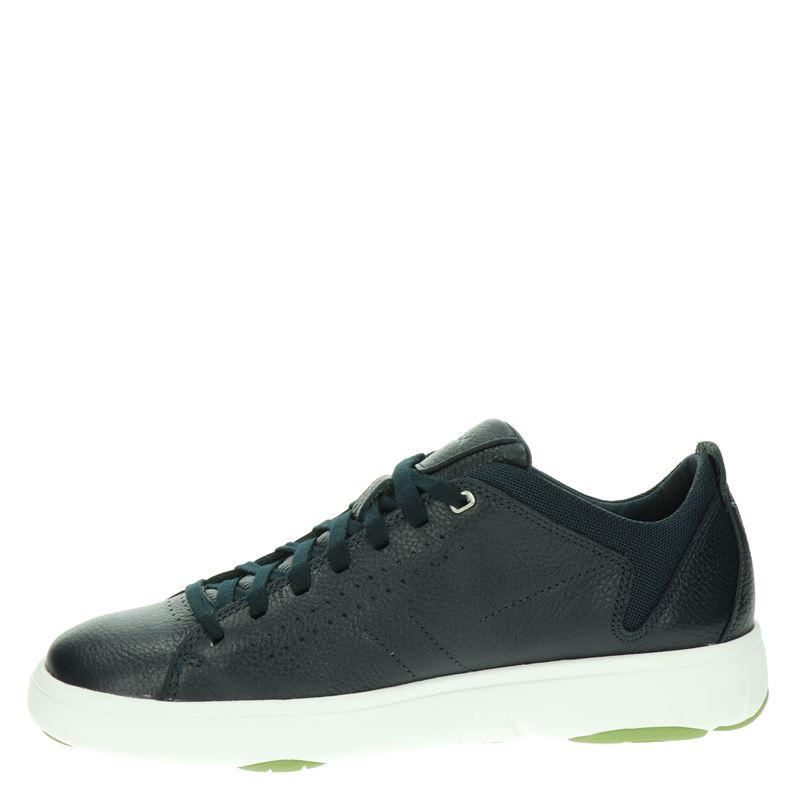 Geox Nebulay - Lage sneakers - Blauw