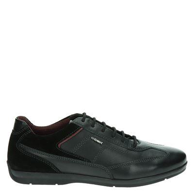 Geox heren sneakers zwart