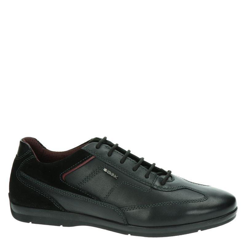 Geox Adrien - Lage sneakers - Zwart