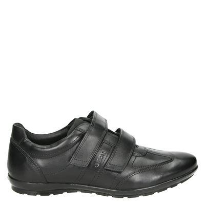 Geox heren klittenbandschoenen zwart