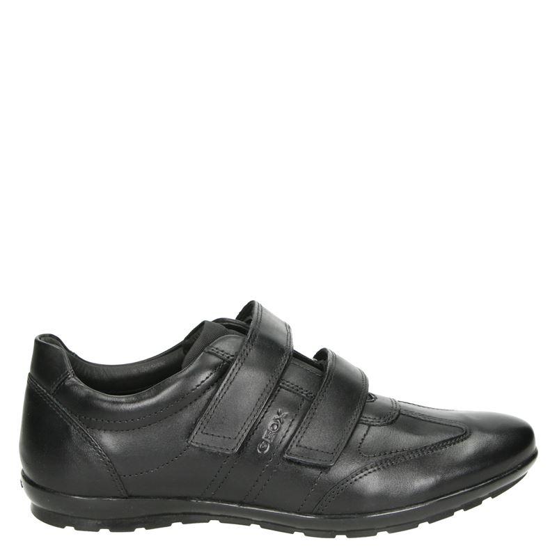 Geox Symbol - Klittenbandschoenen - Zwart