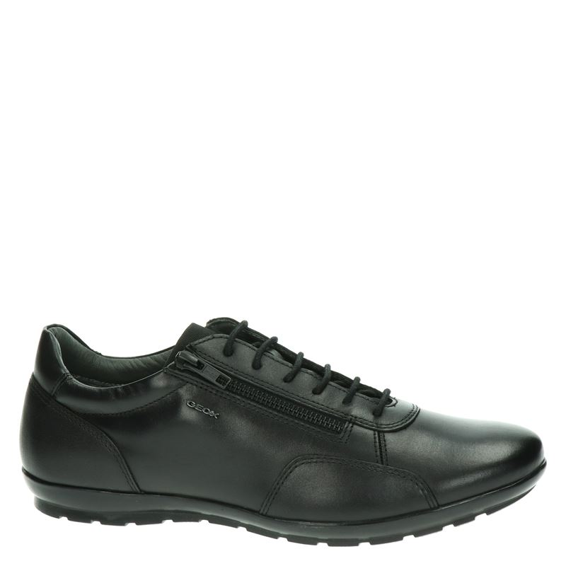 Geox Symbol - Lage nette schoenen - Zwart