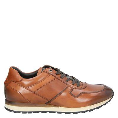 Greve heren sneakers bruin