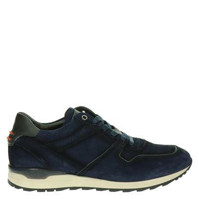 Greve heren sneakers blauw