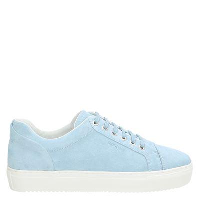 Mondain Amsterdam heren sneakers blauw
