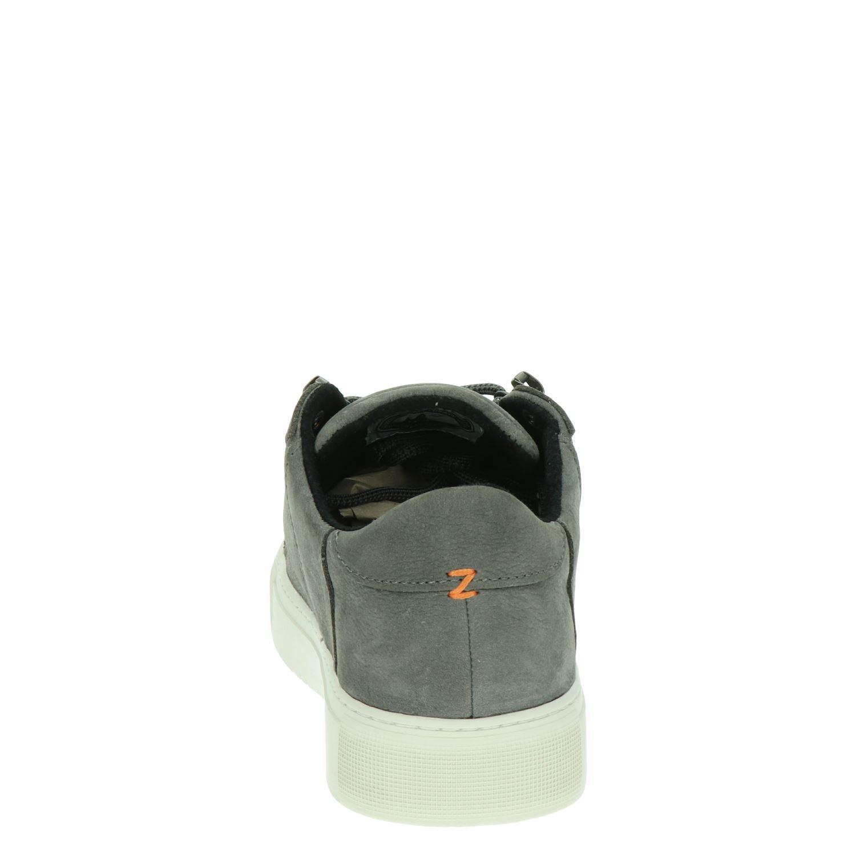 Hub Deze casual sneaker geeft jouw outfit een modieuze twist! - Lage sneakers voor heren - Grijs 5MlqbZ3