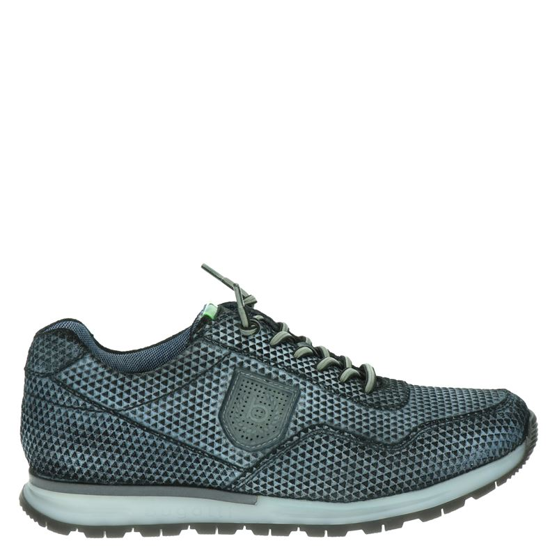 Bugatti - Lage sneakers - Zwart