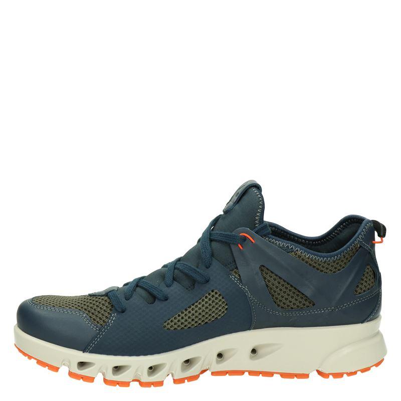 Ecco Multi-vent - Lage sneakers - Blauw