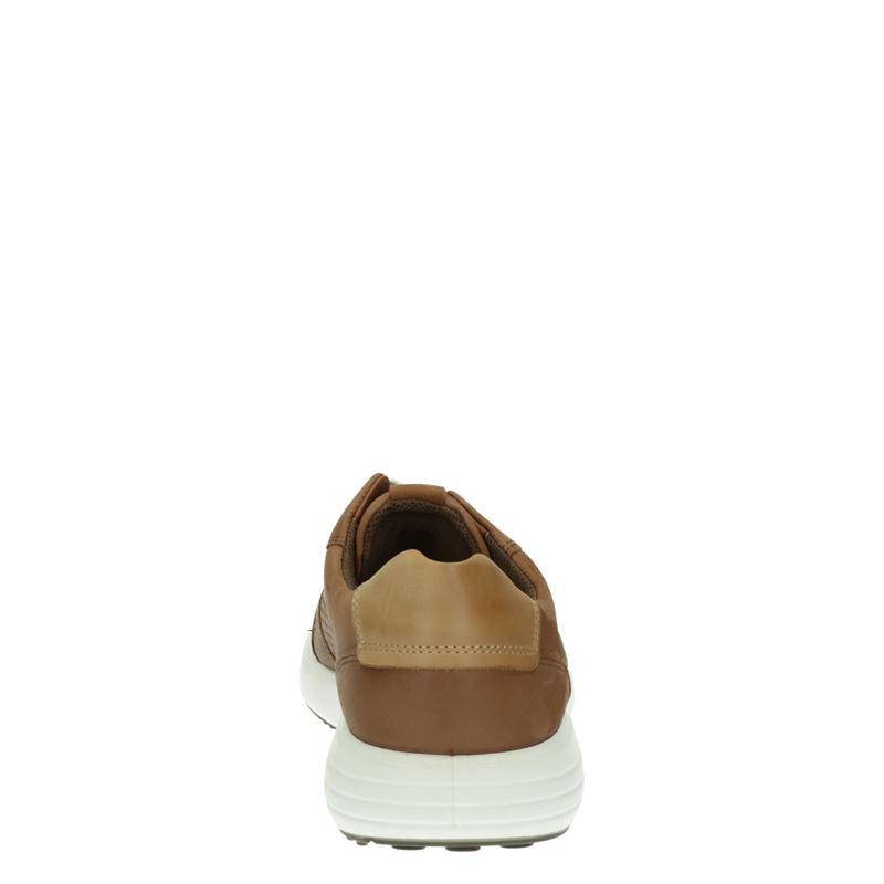 Ecco Soft 7 Runner - Lage sneakers - Cognac