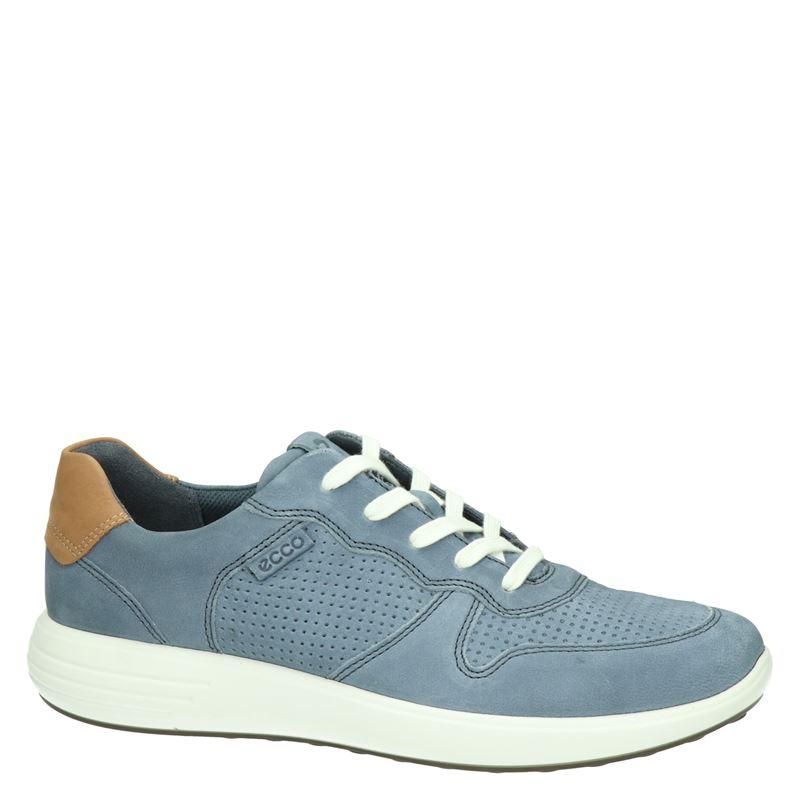Ecco Soft 7 Runner - Lage sneakers - Grijs