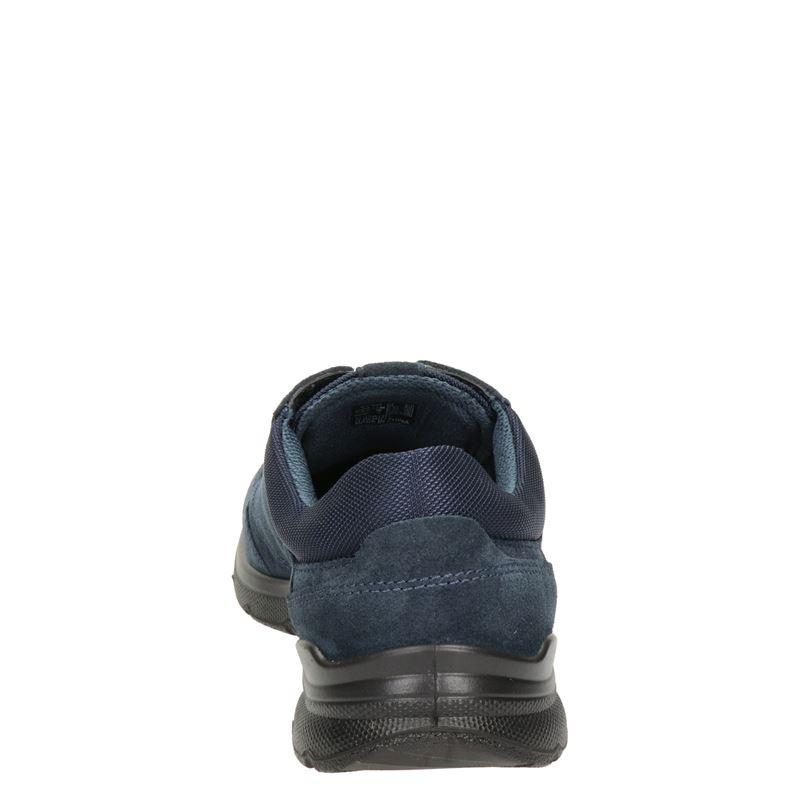 Ecco Irving - Lage sneakers - Blauw