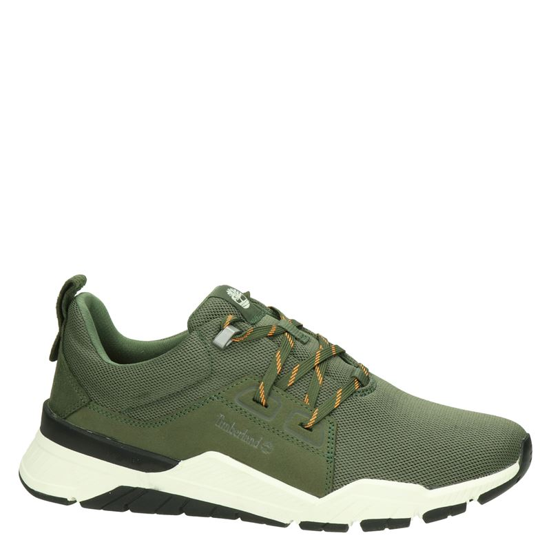 Timberland Concrete Trail Oxford - Lage sneakers - Groen