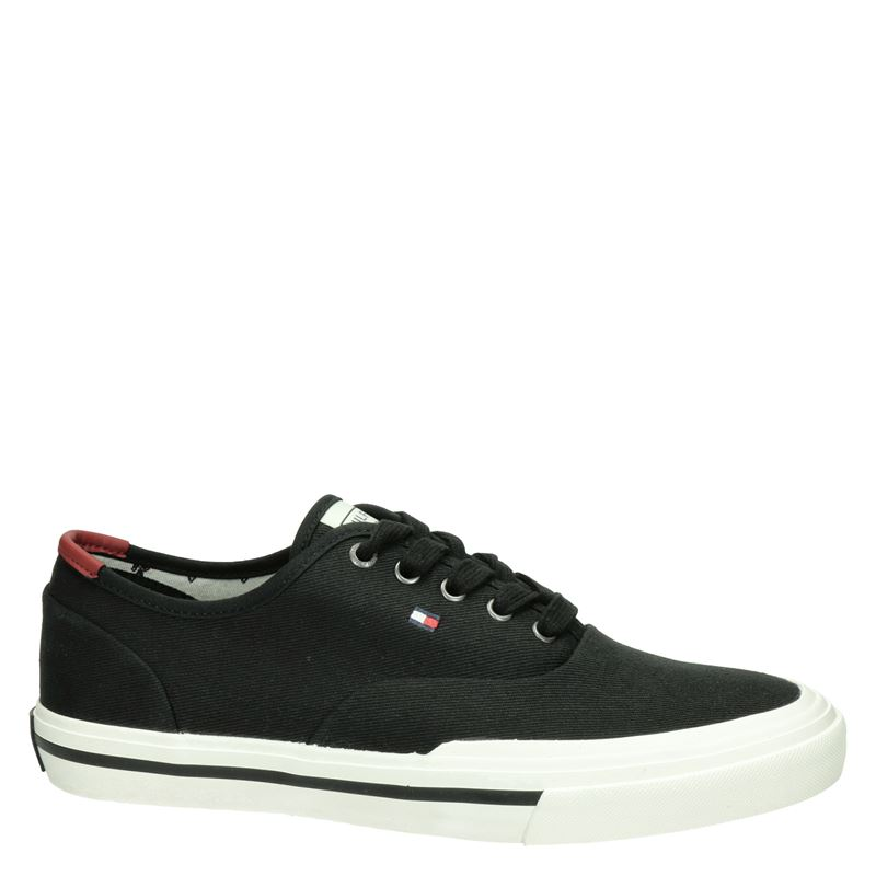 Tommy Hilfiger Sport - Lage sneakers - Zwart