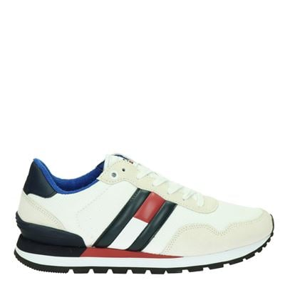 Tommy Jeans heren sneakers wit