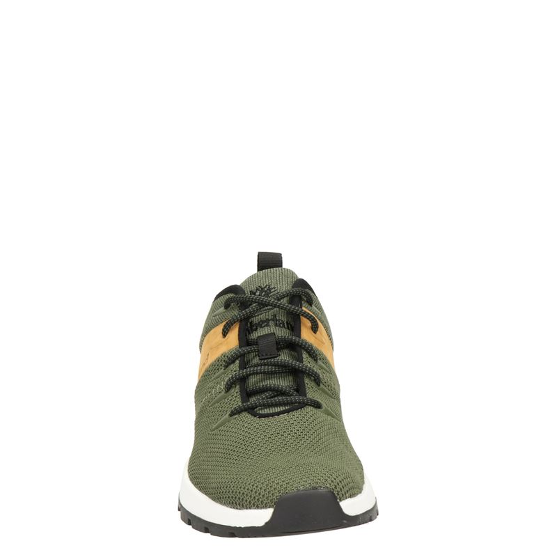 Timberland Sprint Trekker - Lage sneakers - Groen