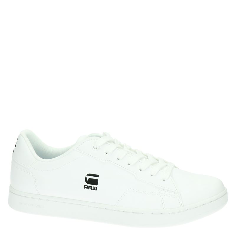 G-Star Raw Cadet - Lage sneakers - Wit