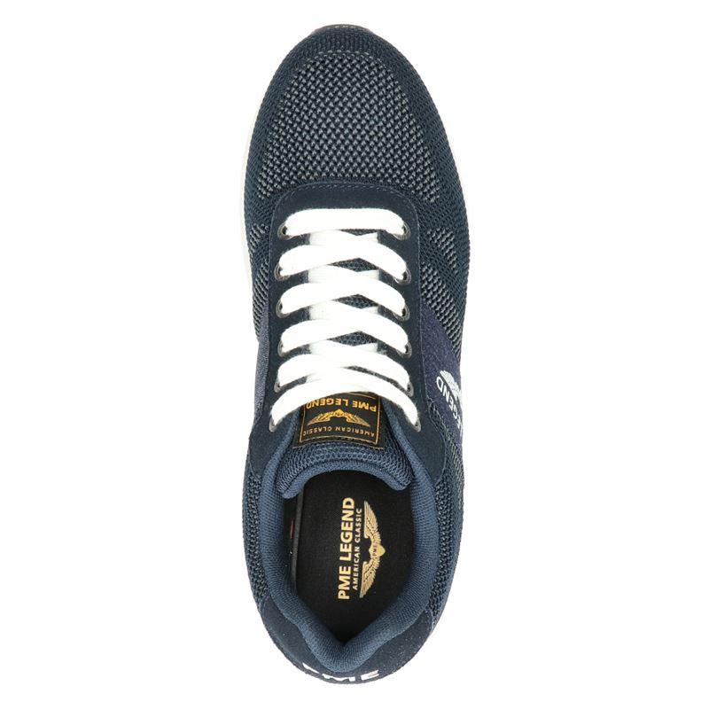PME Legend Dornierer - Lage sneakers - Blauw