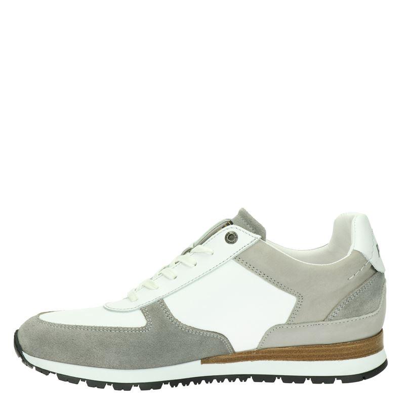 PME Legend Lockplate - Lage sneakers - Wit