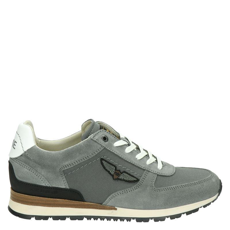 PME Legend Lockplate - Lage sneakers - Grijs