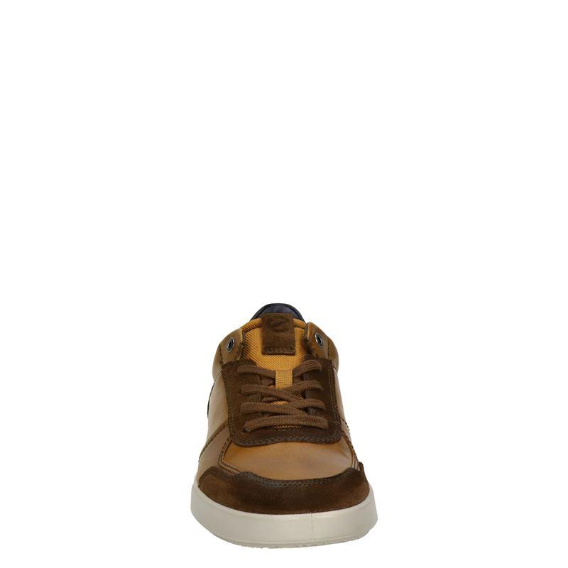 Ecco Collin 2.0 - Lage sneakers - Bruin
