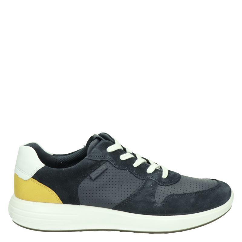Ecco Soft 7 Runner - Lage sneakers - Blauw