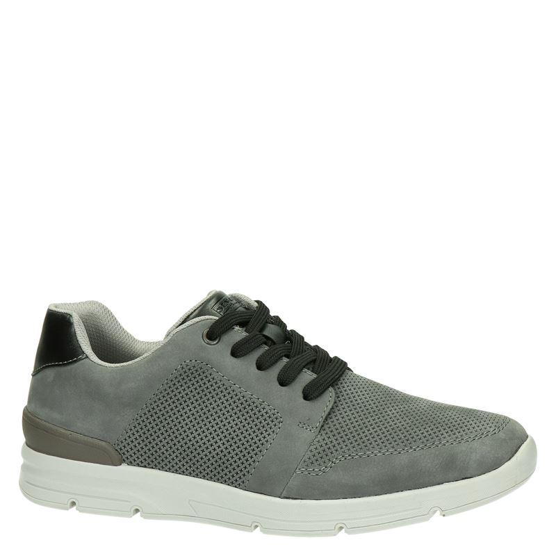 Rieker - Lage sneakers - Grijs