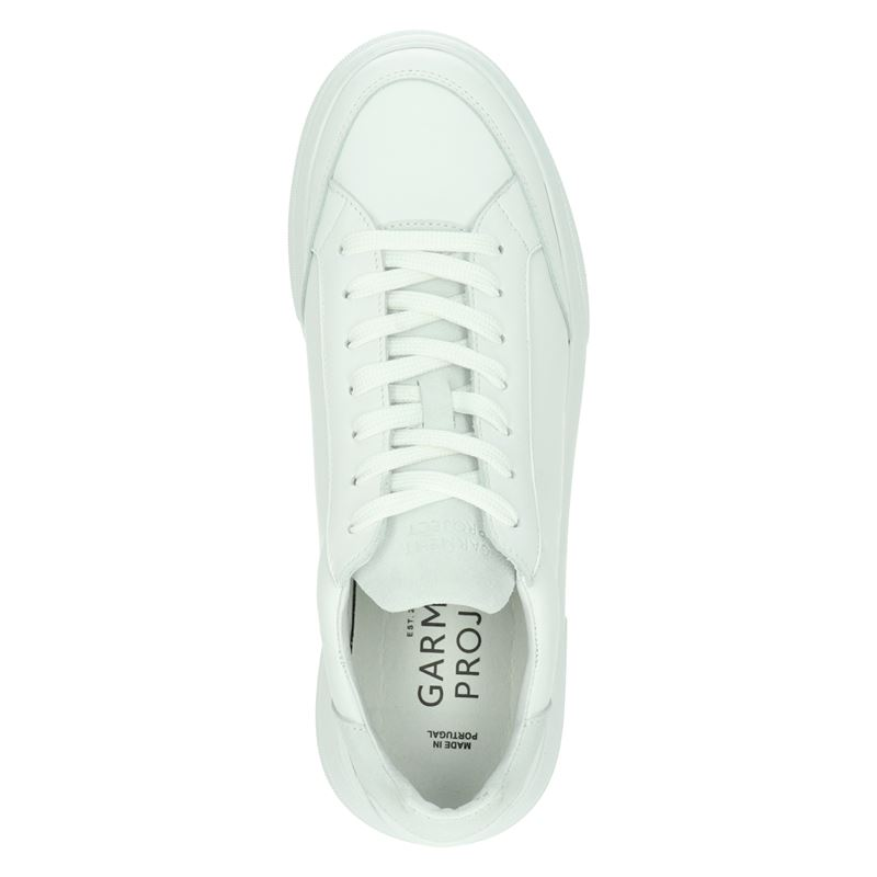 Garment Project Off Court - Lage sneakers - Wit