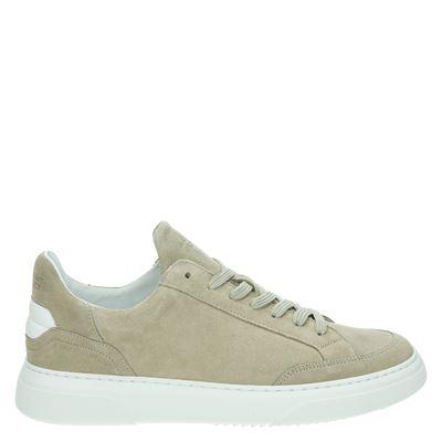 Garment Project heren sneakers beige