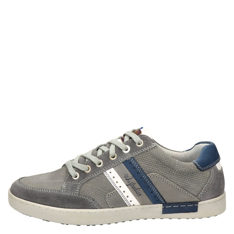 Australian Lombardo - Lage sneakers - Grijs