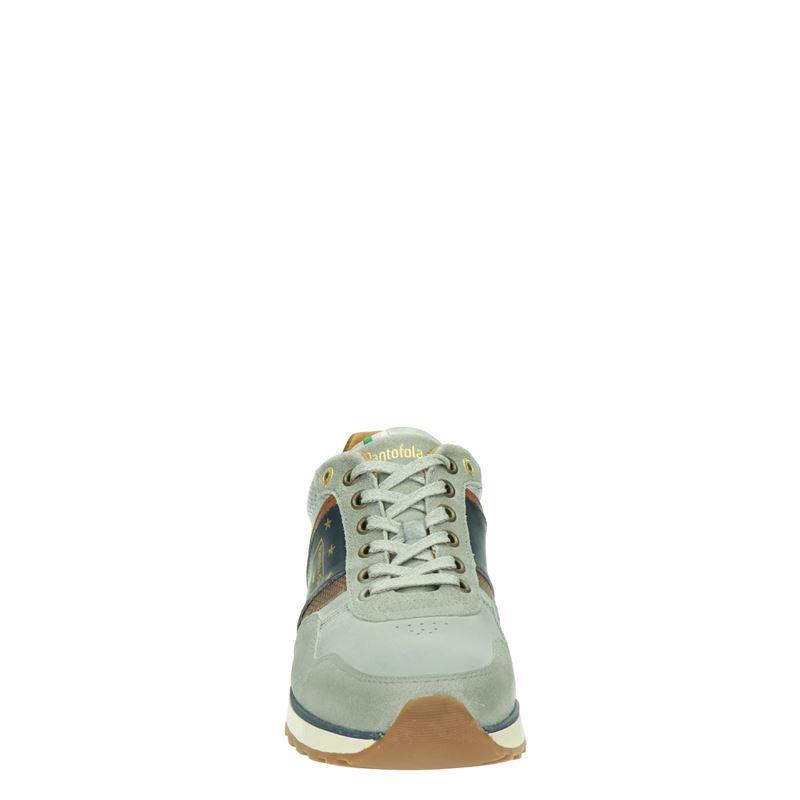 Pantofola d'Oro Enna Ouomo - Lage sneakers - Grijs
