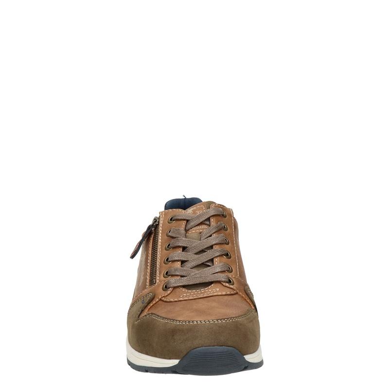Mustang - Lage sneakers - Cognac
