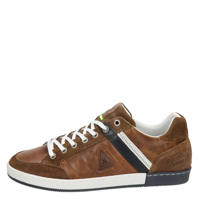 Gaastra Willis - Lage sneakers - Cognac