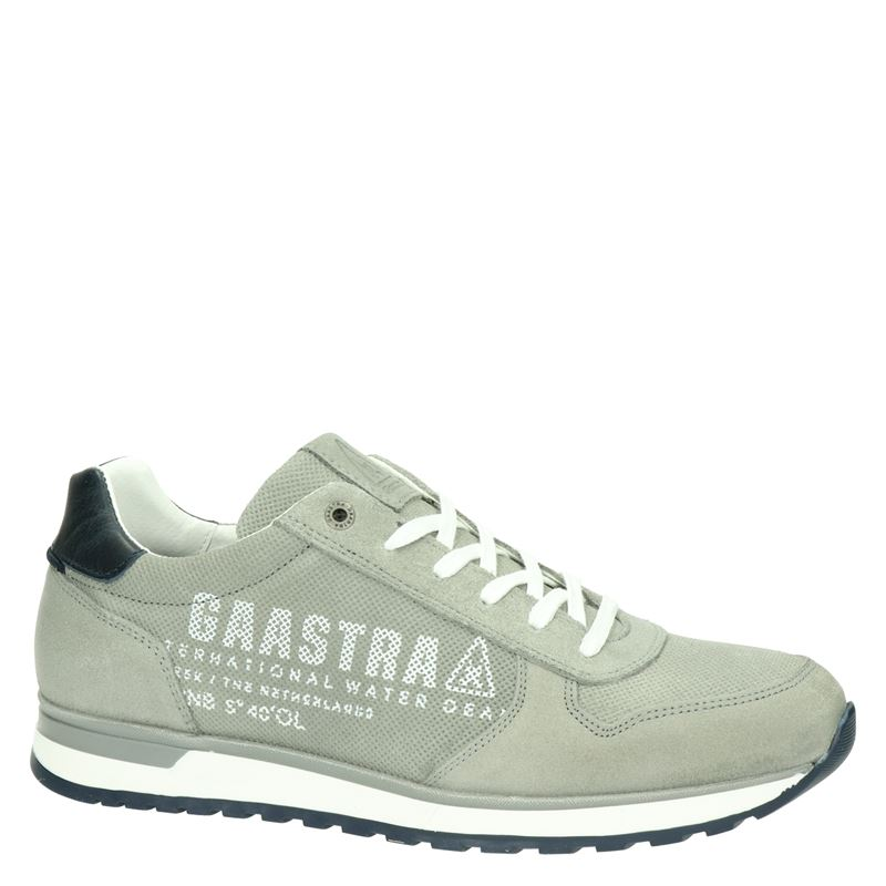 Gaastra Kai PRS - Lage sneakers - Licht grijs
