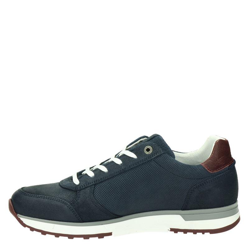 Gaastra Kai PRS - Lage sneakers - Blauw