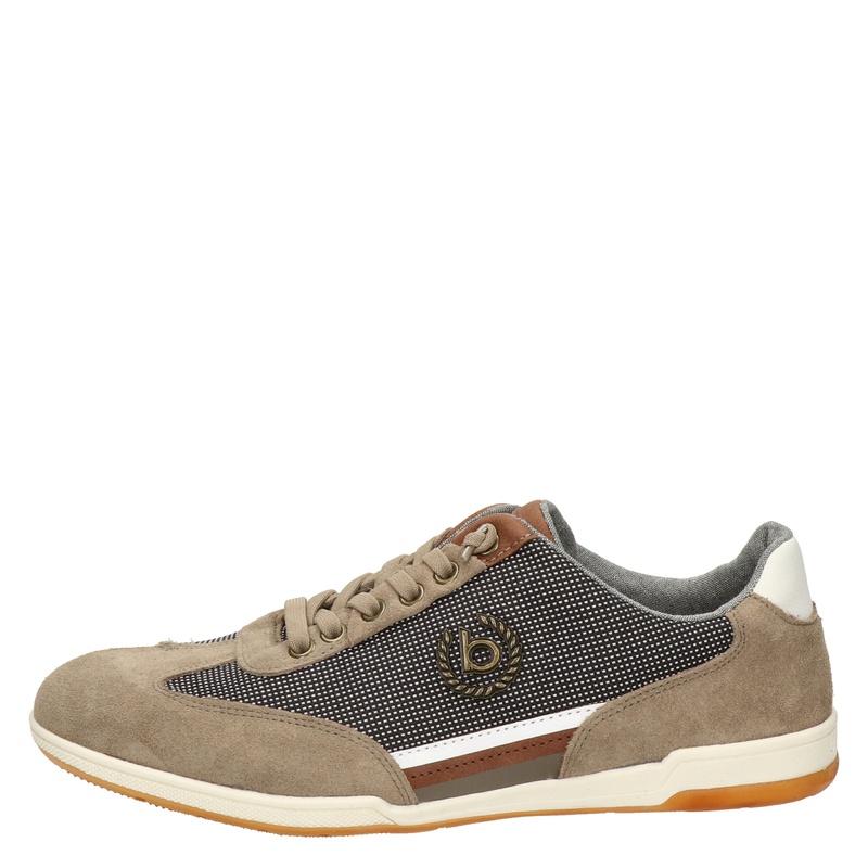 Bugatti - Lage sneakers - Beige
