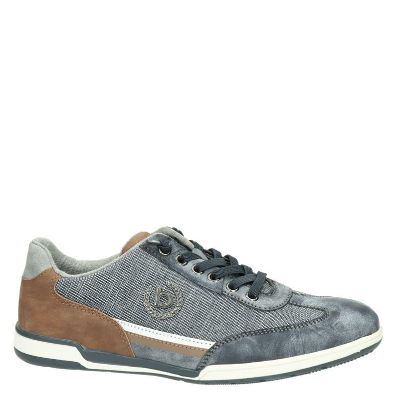 Bugatti - Lage sneakers - Blauw