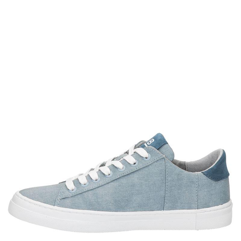 Hub - Lage sneakers - Blauw
