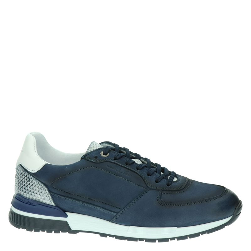 Van Lier 2017514 - Lage sneakers - Blauw