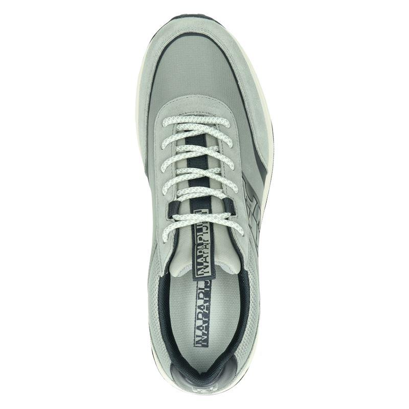 Napapijri Slate - Lage sneakers - Grijs