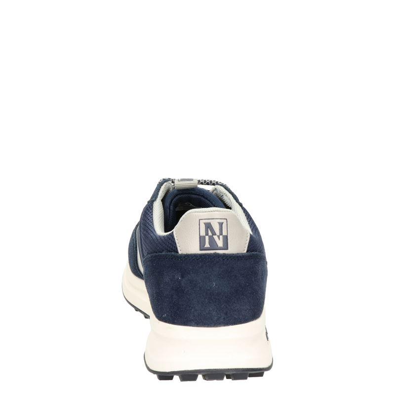 Napapijri Slate - Lage sneakers - Blauw