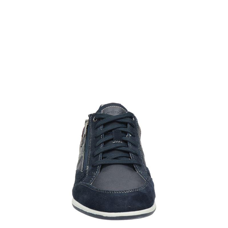 Geox Renan - Lage sneakers - Blauw
