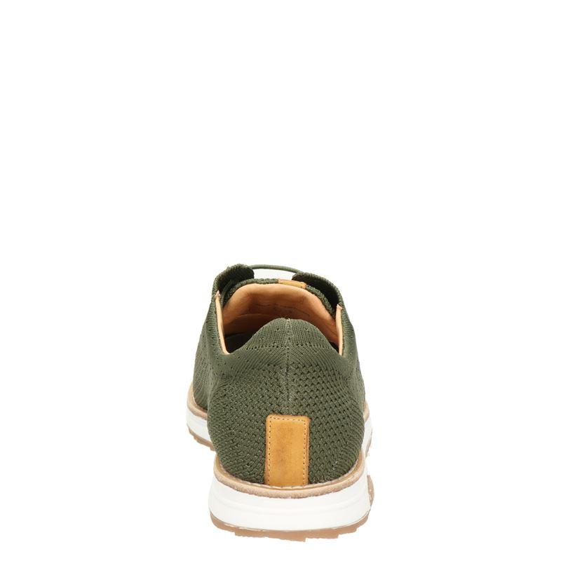 Rehab Nolan Knit - Lage sneakers - Groen