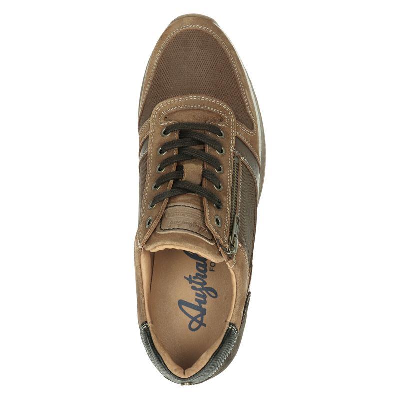 Australian Browning - Lage sneakers - Cognac
