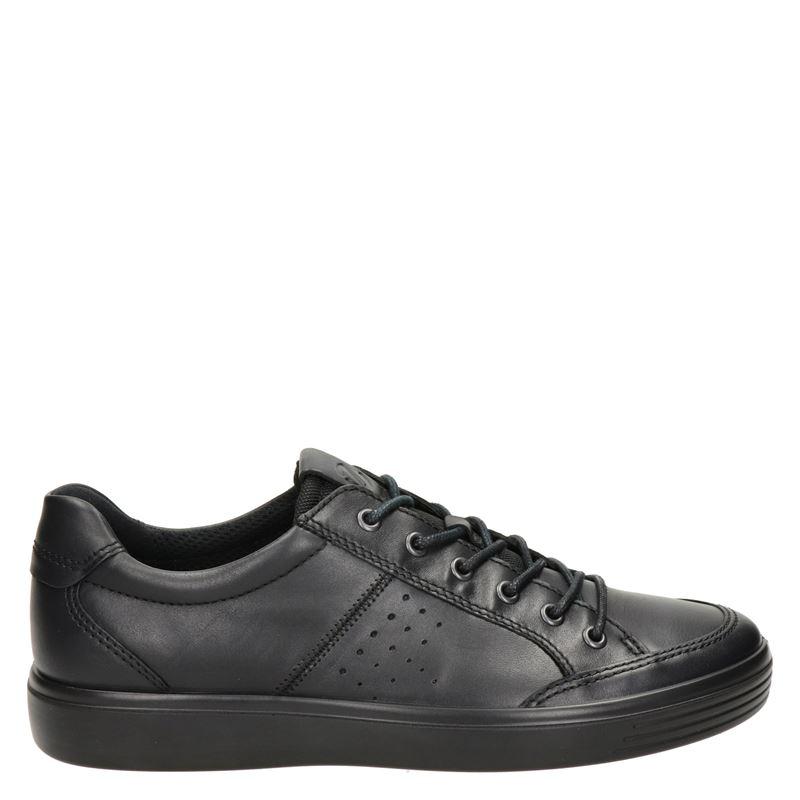 Ecco Soft Classic - Lage sneakers - Zwart