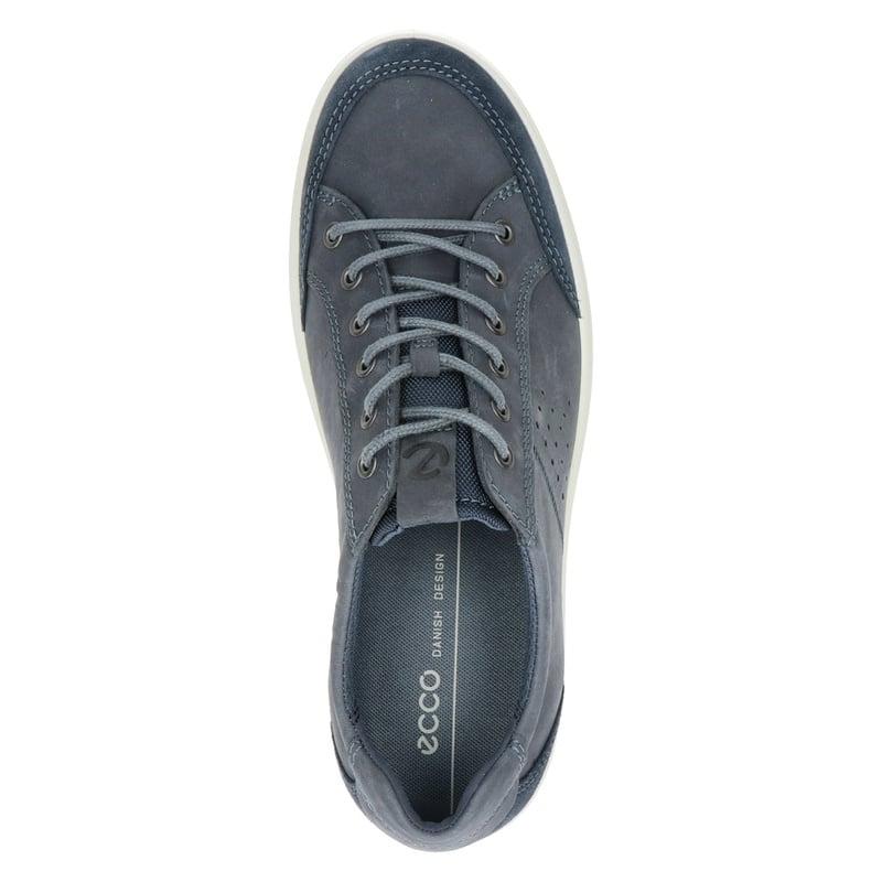 Ecco Soft Classic - Lage sneakers - Blauw