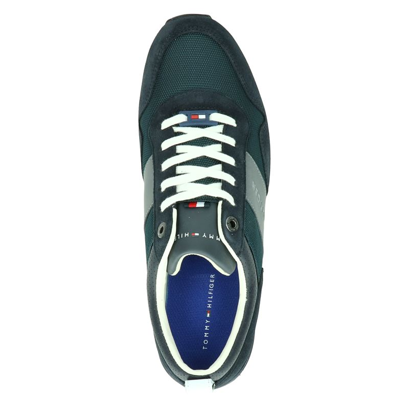 Tommy Hilfiger Sport - Lage sneakers - Blauw