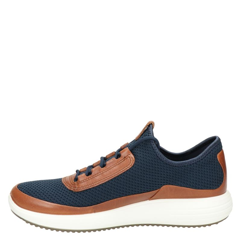 Ecco Soft 7 Runner - Lage sneakers - Blauw